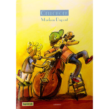 Celloboek Marleen Dupont