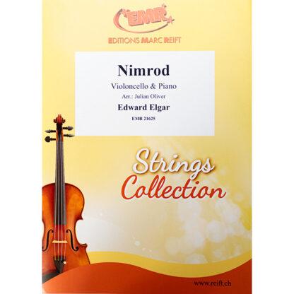 Nimrod Edward Elgar Violoncello & Piano strings collection