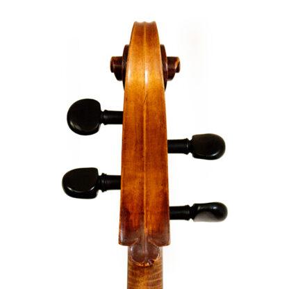 19e eeuwse Duitse oude cello sleutelhuis