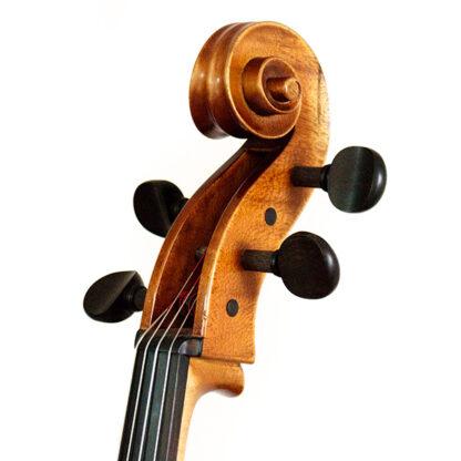 Stemsleutels Anticky cello Praag Tsjechie Antique finish