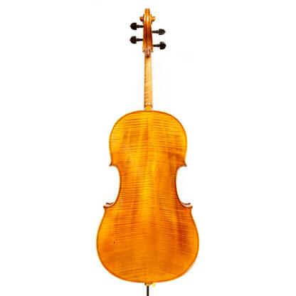 Cello Heinrich Gill W3 Gofriller model achterkant