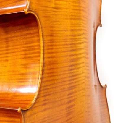 Cello Heinrich Gill W3 Gofriller model welving rug
