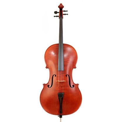 Vooraanzicht Kantuscher Mittenwald 1974 cello