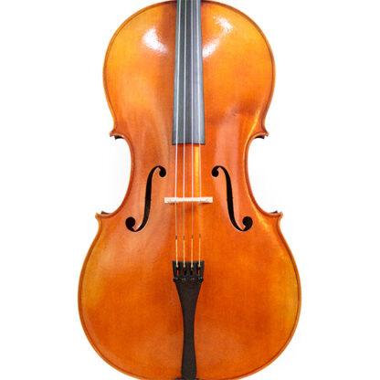 Cello La Lutheri d'Art Stradivarius Antique model in de Cellowinkel