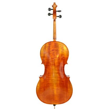 Achterblad Cello La Lutheri d'Art Stradivarius Antique model