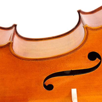 Zijbladen Cello La Lutheri d'Art Stradivarius Antique model