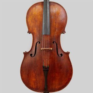 Antiek cello project Ran Varon verkocht in de Cellowinkel