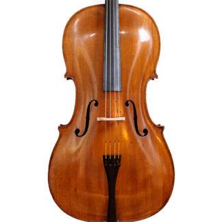 Oude cello begin 1900 'Stainer' in de Cellowinkel