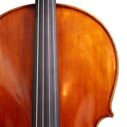 Detail voorblad Cello Apprendista