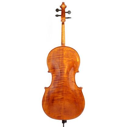 Achterkant Cello Sergio Scaramelli 2020