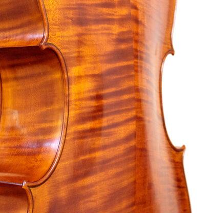 Welving achterblad Cello Sergio Scaramelli 2020