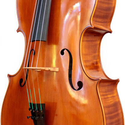 Cellokam f-gaten Cello Sergio Scaramelli 2020