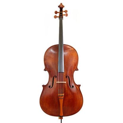 Voorkant Cello Thorsten Theis 2007 Montagnana model