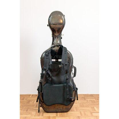 Rugzaksysteem koffer Cello Thorsten Theis 2007 Montagnana model