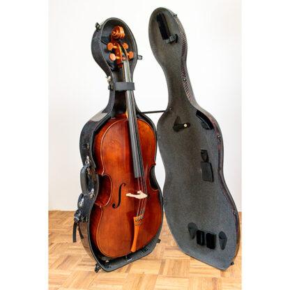 Celokoffer met cello Cello Thorsten Theis 2007 Montagnana model